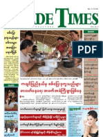 The Trade Times Vol.1, Issue 6