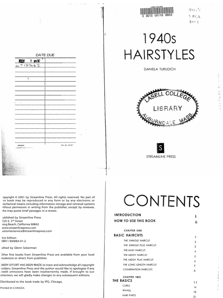 1940s Hairstyles Hairstyle Hair