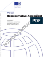 FIDIC Model Representative Agreement