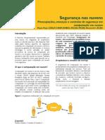 Cloud Computing Security Concerns Portugues