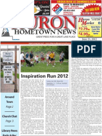 Huron Hometown News - June 21, 2012