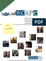 sOcialSCapE (June 2013)