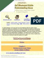 Guide Illustre Pour Comprendre l'Islam