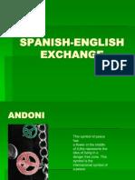Spanish English Exchange
