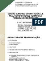 SEMINÁRIO CHOQUE TÉRMICO