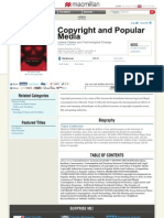 Copyright and Popular Media US edition