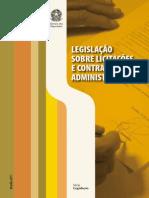 Legislação sobre Licitações