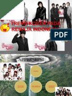 Trend Korea Pada Remaja Indonesia