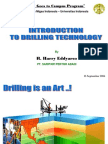 01 Introduction to Drilling - UI 15 Sep 2006 - Copy