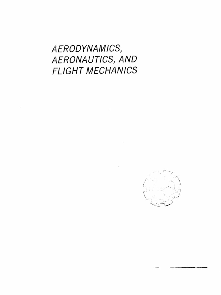 Aerodyn Aeronaut and Fligh Mech   Lift (Force)   Airfoil