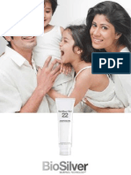 QNet Products - BioSilver 22 Gel - Personal Care Product - Cleansing Gel