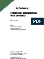 Curso de Electrónica I
