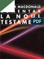 Romanian-Comentar La Noul Testament 1998