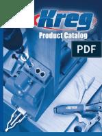Catálogo de productos Kreg