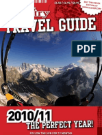 Cross Country Travel Guide 2010 Dps