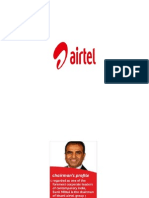 Airtel- Swot Analysis