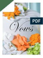 2012 Summer Bridal Guide