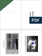Blender Interface for Print