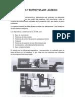 Componentes y Estructura de Las Mhcn