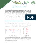 Lenguajes de Programación en PLC