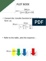 Chapter 2 Freq Response -1- How to Plot Bode Plot