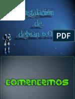 Instalación de Debian 6.0.5