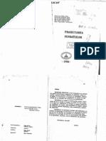 Augustin Popa - Proiectarea Fundatiilor 1986