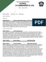HPD Patrol Watch Log 6-21-22 Night - Copy