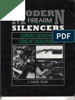 Modern Firearm Silencers