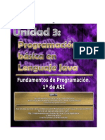 3 Apuntes de Fundamentos de Programación