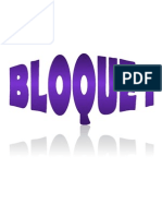 Bloque i Presentacion