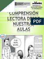 COMPRENSIÓN LECTORA DESDE NUESTRAS AULAS