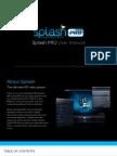 SplashPRO_UserManual