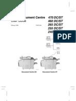 Xerox Dc 240 User Guide