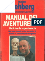 Nehberg Rudiger - Manual del Aventurero 2 (Medicina de Supervivencia)