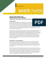 Jabber Inc SIP RTP XMPP White Paper
