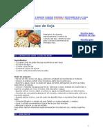 [Gastronomia] - Culinária (Receitas) - Receitas À Base De Soja