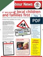 Labour Voice Summer 2012 Brighton, Hove & District