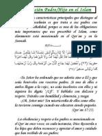 La relación (Padre-Hijo) en el Islam