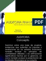 Auditoria Financiera PDF-curso Nuevo Enfoque de Auditoria