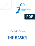 Prostate Cancer THE BASICS 1 INTRODUCTION  --  PC the-Basics 1
