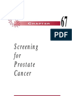Canadian Task Force Prostate Cancer