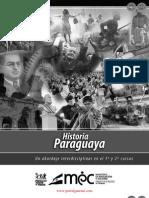 HISTORIA PARAGUAYA - Ministerio de Educación y Cultura - Paraguay - PortalGuarani