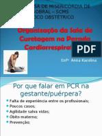 PCR Maternidades