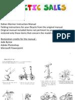 Dahon Mariner manual