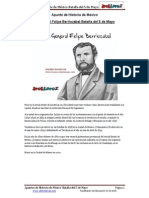 El General Felipe Berriozabal-Batalla Del 5 de Mayo en PDF