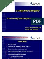 Integración Energética ARPEL