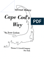 An Informal History Cape Cod (1955)