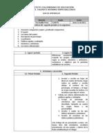 GUÍA DE APRENDIZAJE de castellano 4, IIperiodo 2012 - copia