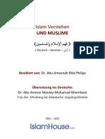 Islam und Muslime Verstehen